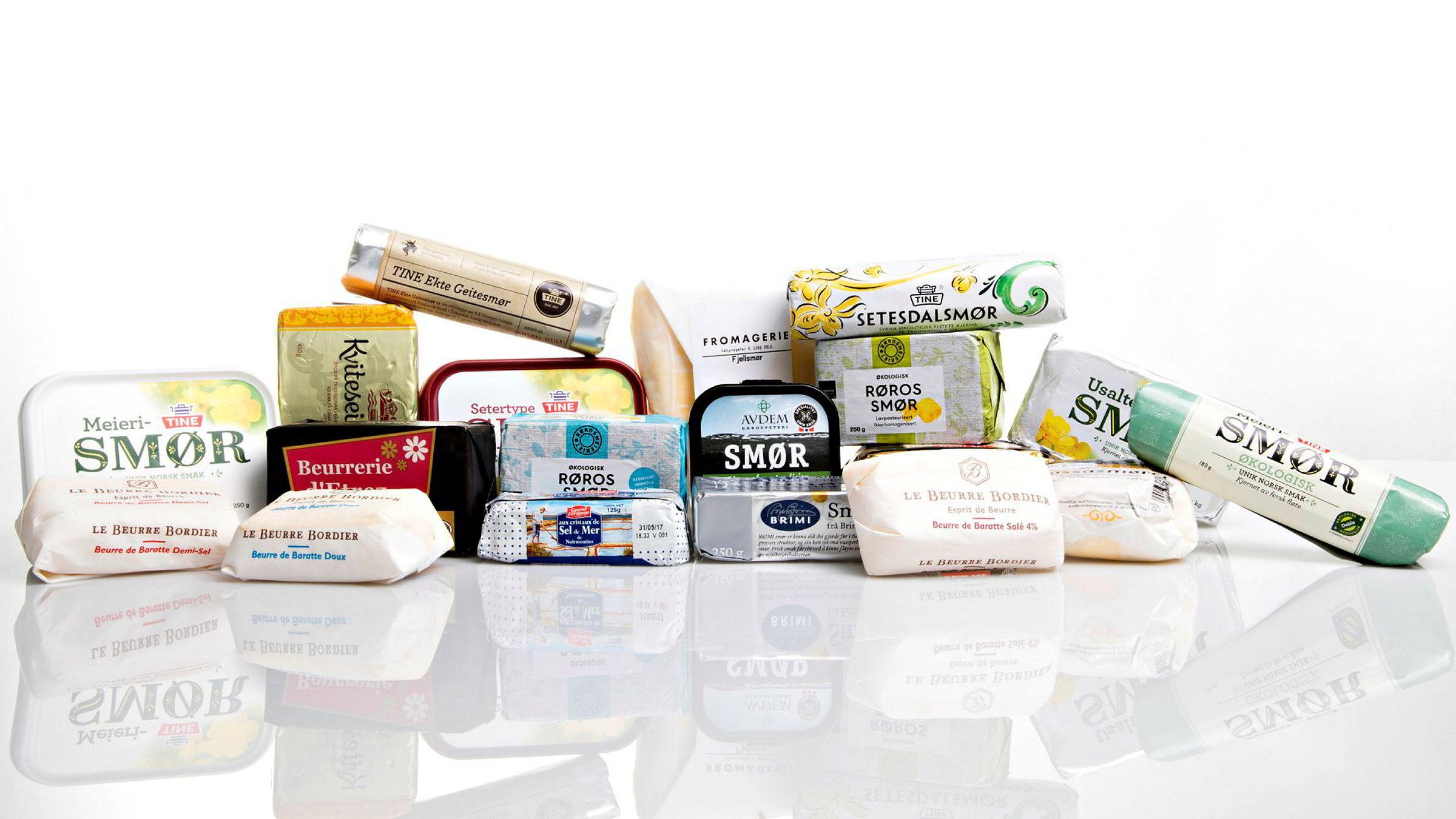f1bf0356d Stor test av smør - DN.no