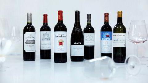 God anledning. Av de over hundre vinene vi har smakt til dette spesialslippet er disse noen av de beste vinene du kan putte i kjelleren din.