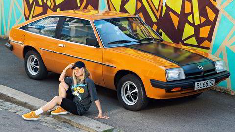 Mitt kjøretøy: – Manta er en mental tilstand