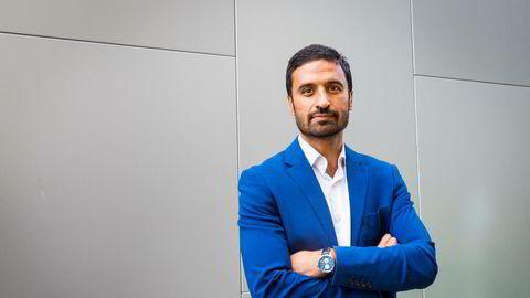 Shakeb Syed i DNB Asset Management angrer ikke på at han og kollegene sørget for kraftig undervekt i aksjer.