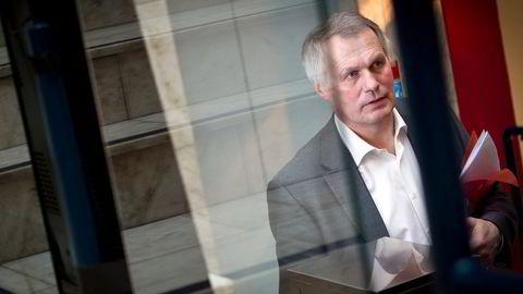 Gustav Witzøe kunne glede aksjonærer med at Salmar likevel betaler utbytte – etter et sterkt tredje kvartal.
