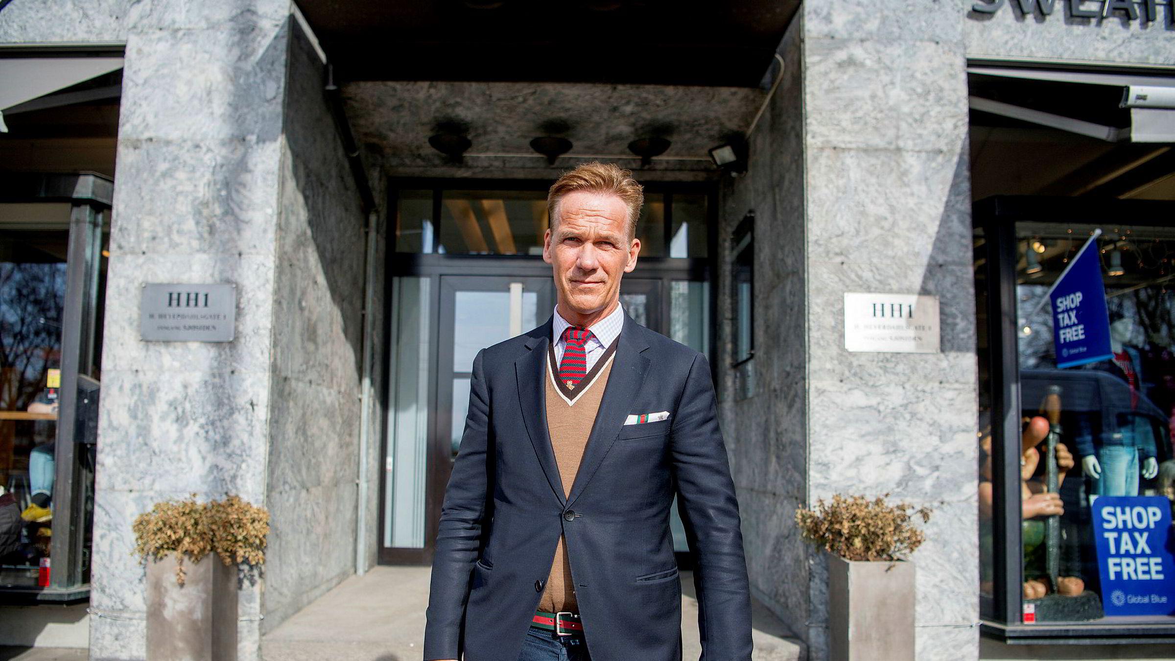 Jon Mørland er partner og administrerende direktør i Mørland & Johnsen.