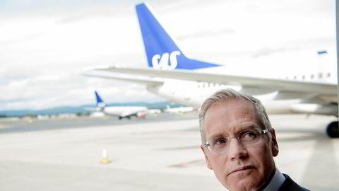 SAS-sjef Rickard Gustafson burde takke Norwegian-sjefen.