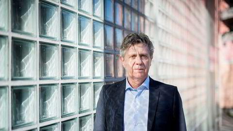 Tono-direktør Cato Strøm. Foto: Skjalg Bøhmer Vold