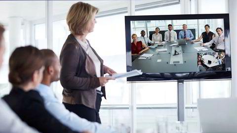 Norske arbeidsgivere må tilrettelegge for en ny møtekultur der videomøter er like verdiskapende som å møtes fysisk. 