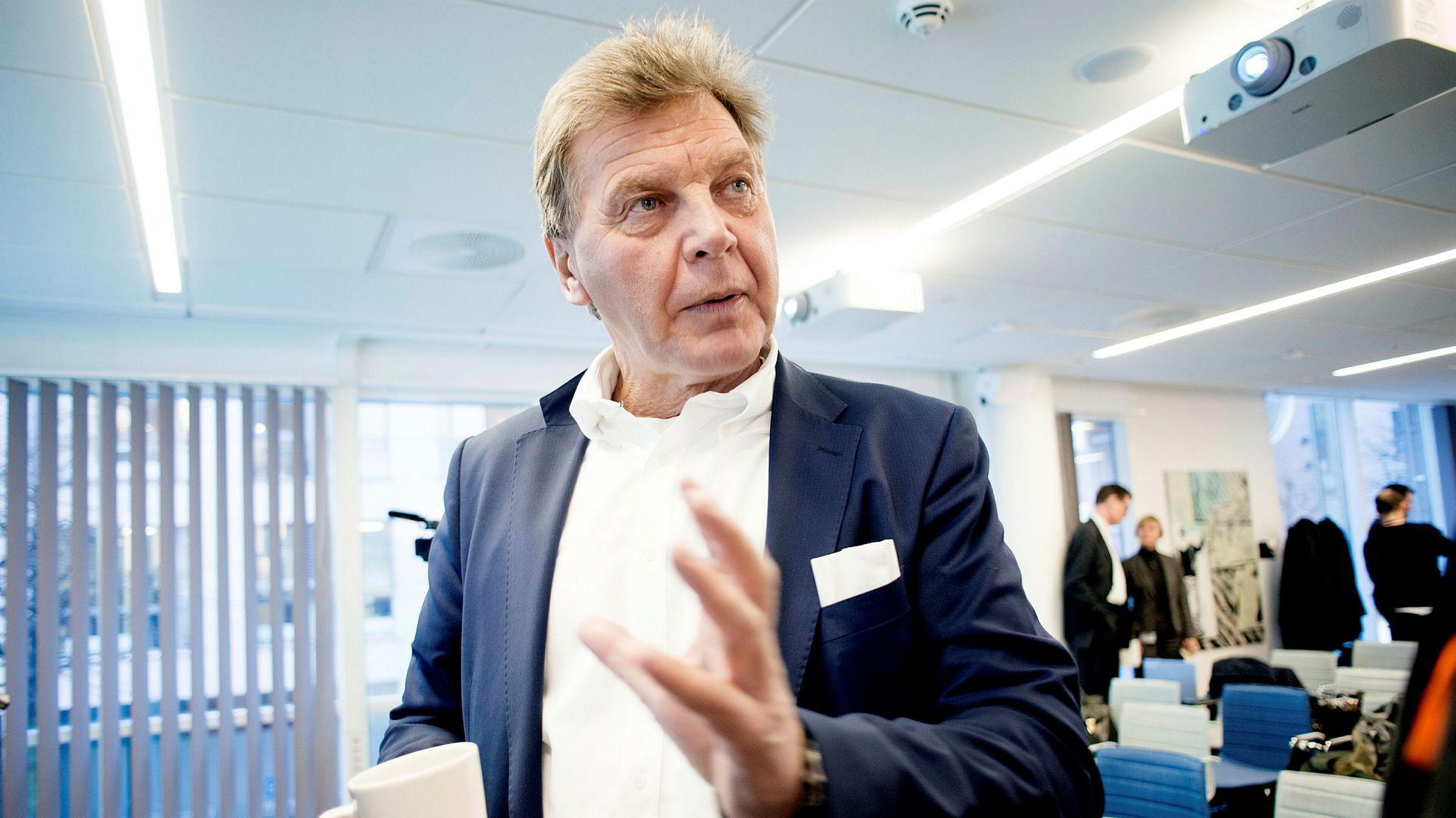 Advokat og styreleder Bjørn H. Kise topper advokatligningen for 2016. Han er også blant de største eierne i Norwegian og Bank Norwegian.