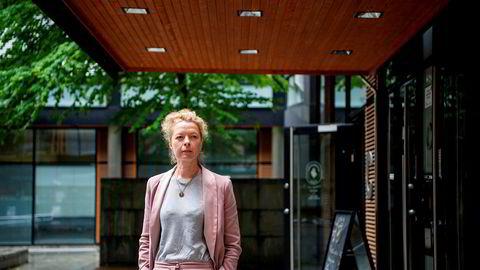 – Økokrim skal ikke være visjonære, sier avtroppende Økokrim-sjef Hedvig Moe.