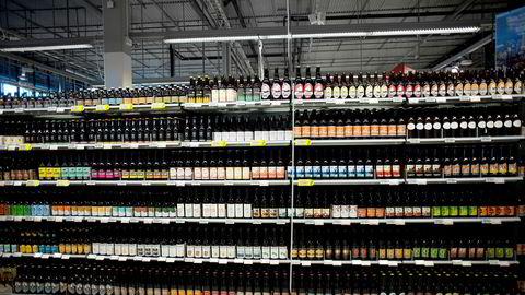 Konkurransetilsynet frykter at det foreslåtte avgiftskuttet vil gjøre det mindre attraktivt for bryggerier å vokse. Foto: Mikaela Berg