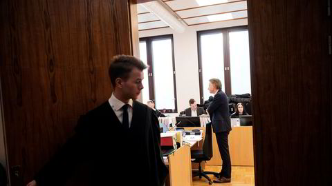 Stavanger-investoren Alfred Ydstebø (i midten) mener Kjetil Andersen skulle holdt seg langt unna alt som hadde med Alstor-eiendommen å gjøre.