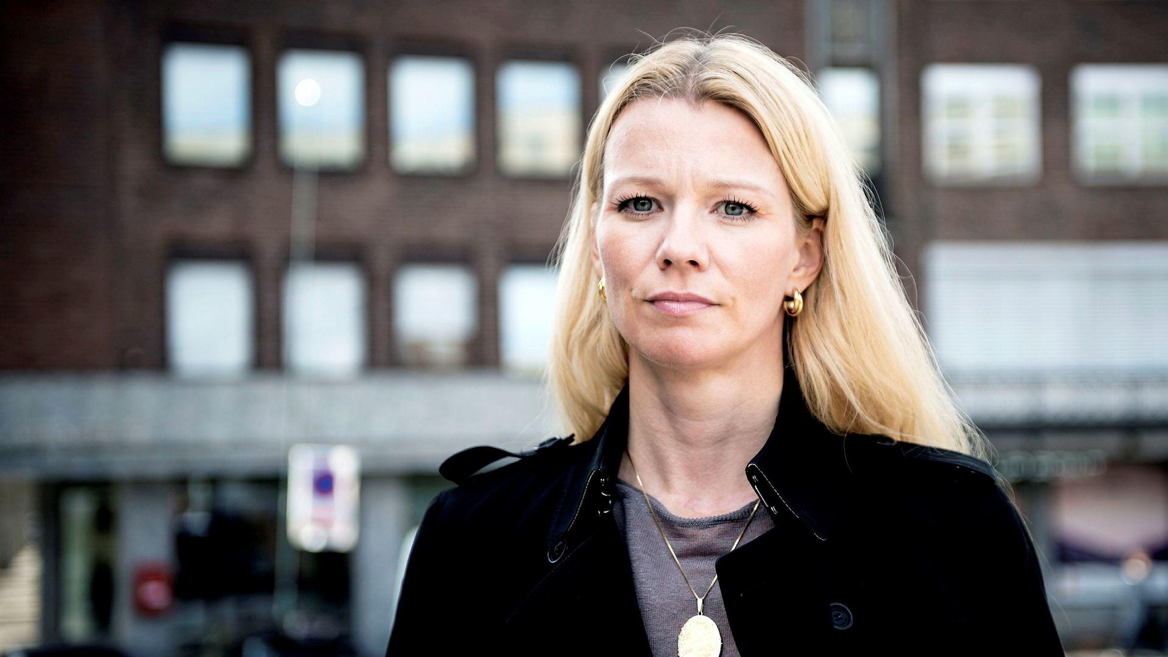 Sjeføkonom i Handelsbanken Capital Markets, Kari Due-Andresen.
