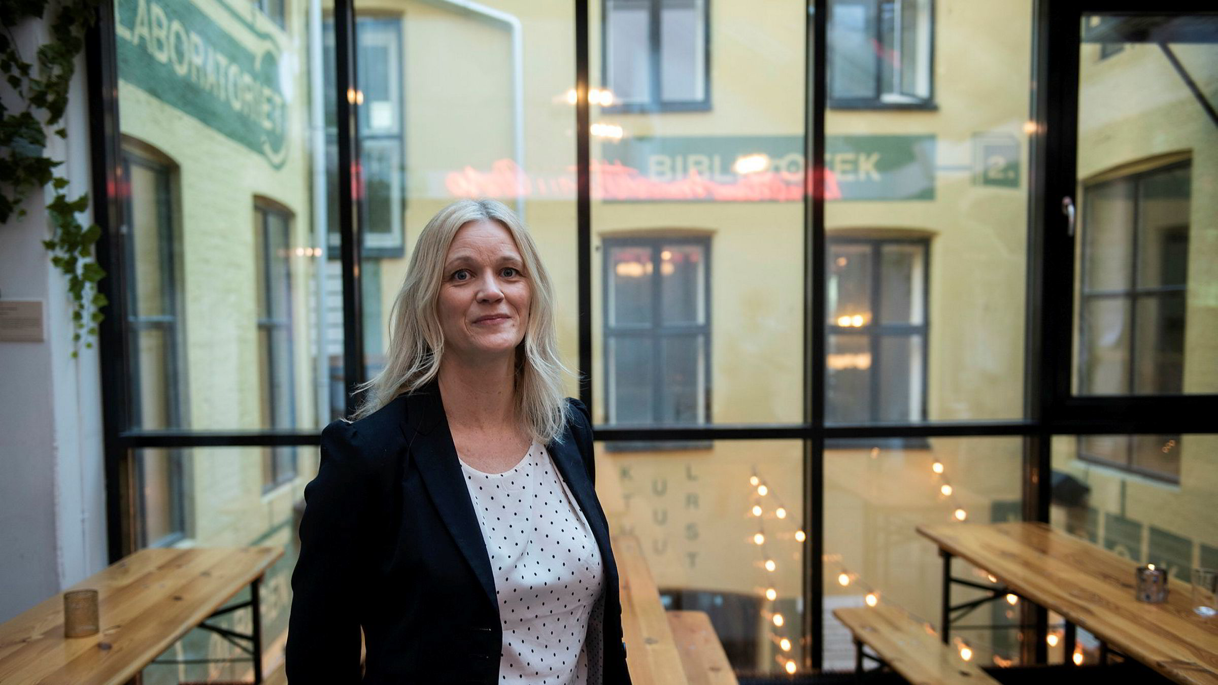 Direktør i Lotteri- og stiftelsetilsynet Gunn Merete Paulsen.