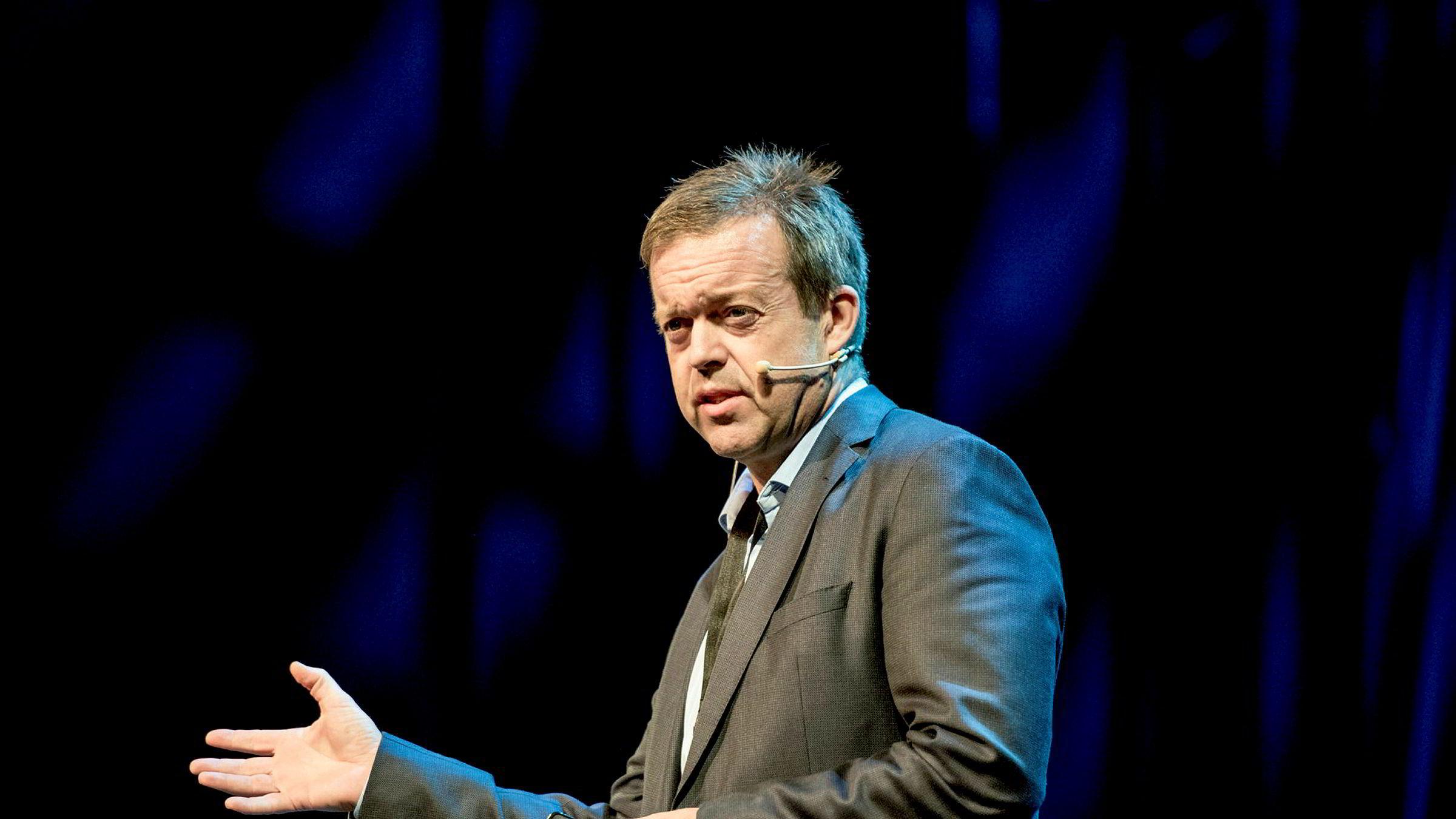 Toppsjef Alf-Helge Aarskog i Marine Harvest tjente en gjennomsnittlig norsk årslønn hver uke ifjor.