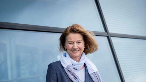 Styreleder i Telenor Gunn Wærsted opprettholder utbytte på 12,4 milliarder kroner til aksjonærene, slik selskapet lovet i januar.
