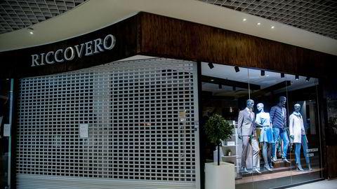 Ricco Vero er lant butikkjedene som har gått konkurs under koronakrisen.
