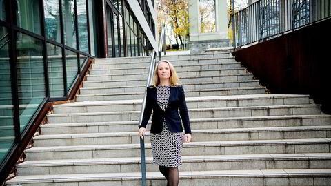 Min klare beskjed er at selskapene ikke kan slakke på sikkerheten selv i nedgangstider, sier arbeids- og sosialministeren Anniken Hauglie.