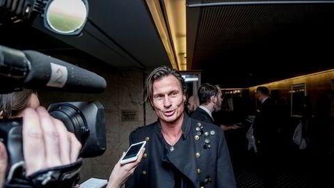 Petter Stordalen har fått skattesmell etter å ha tatt utbytter fra Strawberry Fields.