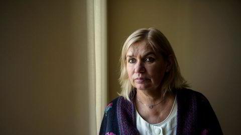 Unn Ljøner Hagen er leder i Blindeforbundet. – Vi kommer til å behandle disse varslene seriøst, sier hun.