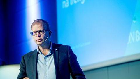 Oppsvinget er i gang, nå trenger vi jobbvekst, sa regiondirektør Roald Gulbrandsen i NHO Østfold på gasellekonferansen for Akershus og Østfold.