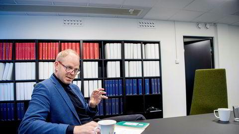 Assisterende direktør hos Tilsynsrådet for advokatvirksomhet Dag Eriksen