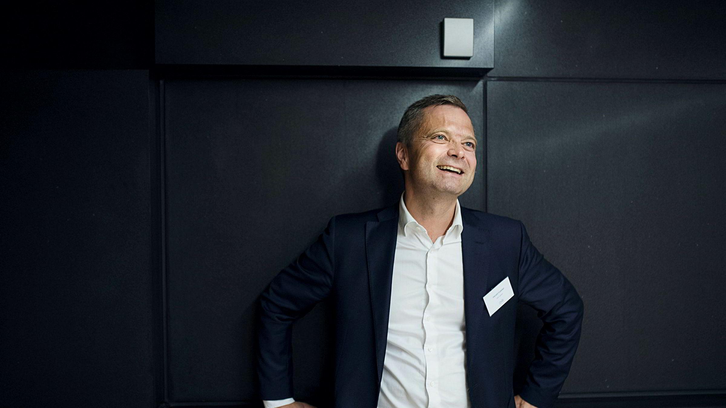 Tidligere Skagen-topp Harald Espedal jobbet for fusjon mellom Skagenfondene og SR-Bank. Det gikk i vasken.