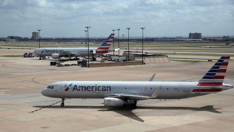American airlines er et av selskapene som har gitt etter for det kinesiske kravet om å omtale Taiwan som en del av Kina.