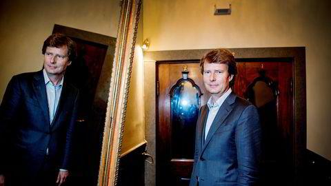 Konsernsjef Per Axel Koch i Polaris Media er godt fornøyd med resultatet for 2019, selv om oppkjøp og omstilling trekker ned driftsresultatet.