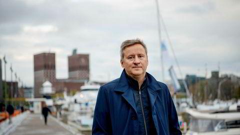 Frank Jullum. Sjeføkonom i Danske Bank.