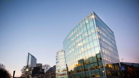 NHST holder til i Akerselva Atrium på Grønland i Oslo.