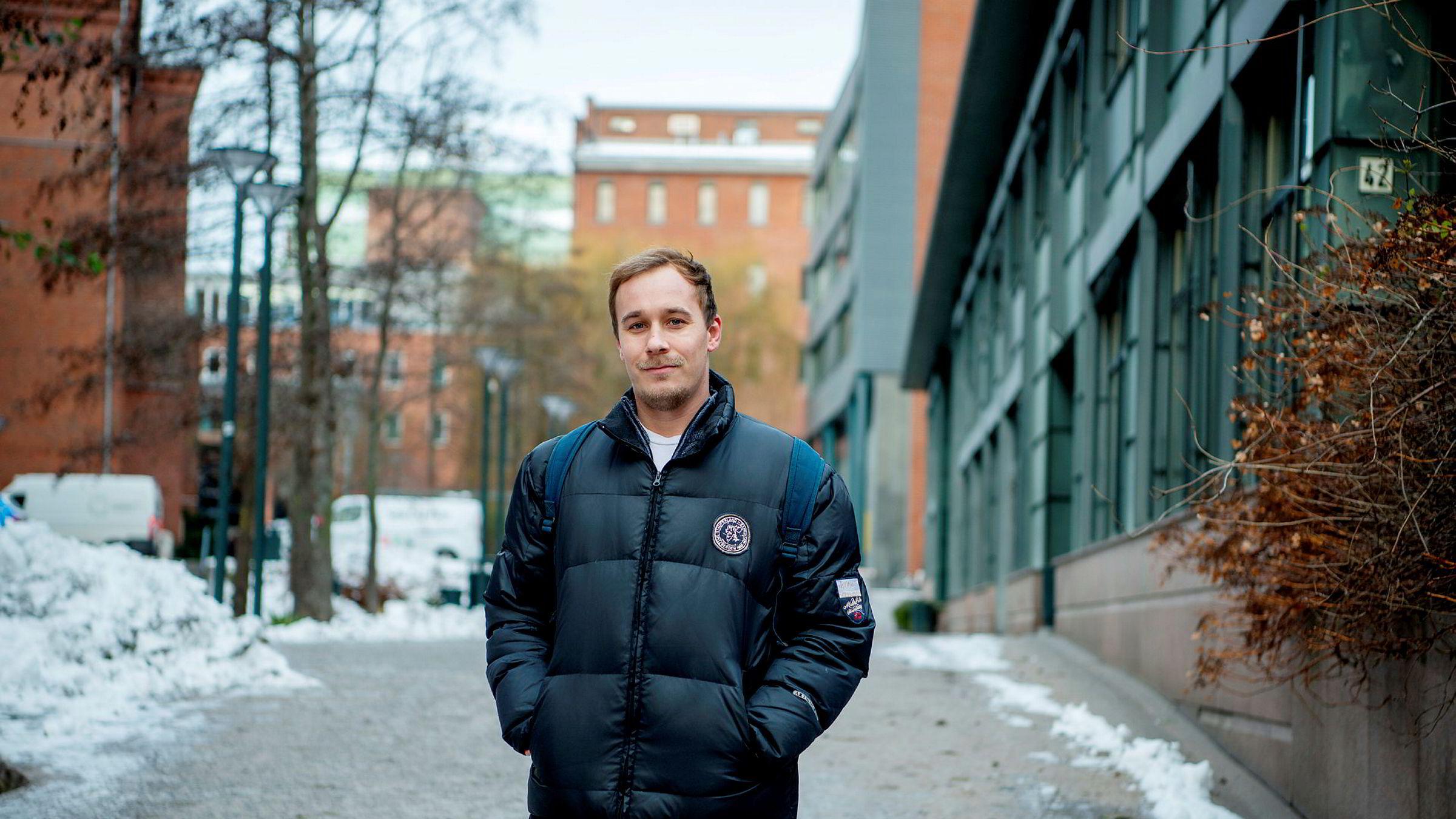 – Jeg satt ikke igjen med så mye faglig, sier Kai-Tommy Petzold (29), som tok et semester i Mexico under bacheloren ved Oslo Met.