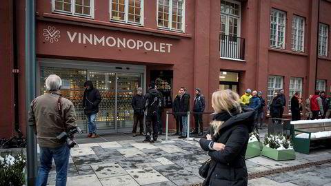 Koronakrisen fører til at Vinmonopolet stenger nettbutikken for hjemlevering.