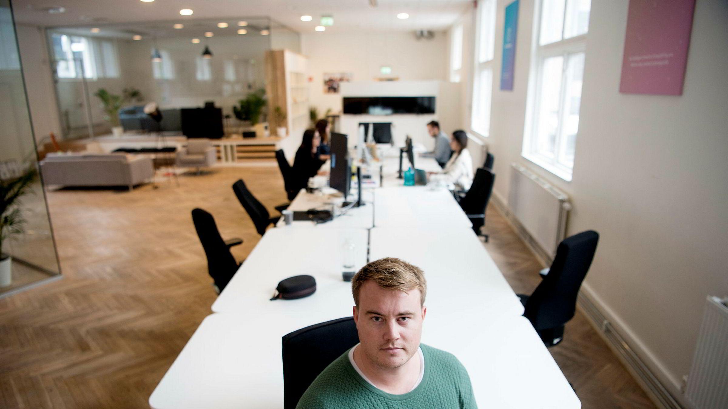 Gründerbedriften Memory, med Mathias Mikkelsen i spissen, skal ansette 30 nye personer.