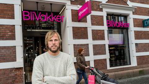 Koronakrisen er gull verdt for Einar Øgrey Brandsdal og hans nettbutikk Blivakker.no.