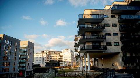 Oslo hadde den sterkeste prisveksten i mai, med en sesongkorrigert oppgang på 2,2 prosent.