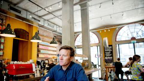Steinar Pauksrud i Kaffebrenneriet kan se tilbake på et svært bra 2019. I dag er situasjonen «uvirkelig», mener han.