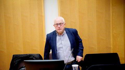 Neodrill-gründer Harald Strand skal kjempe mot oljegiganten Statoil i Oslo tingrett de neste ukene.