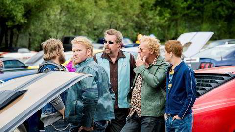 Anders Baasmo Christiansen, Otto Jespersen og Sven Nordin er et sentralt trekløver i «Børning»-filmene. Nå har den tredje filmen i serien fått avslag på søknaden om 15 millioner kroner, fordi den har for få kvinner involvert.