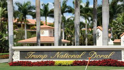 USAs president Donald Trump har bestemt at neste års G7-toppmøte skal avholdes på hans egen golfklubb, Trump National Doral utenfor Miami, Florida.
