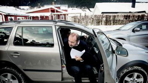 Trond Giske går imot Jonas Gahr Støre og ber Arbeiderpartiet si nei til Acer.