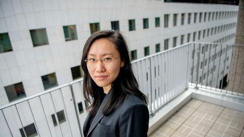 – Dette kan betegnes som et ganske bredt nedsalg, sier makroøkonom Kelly Chen.