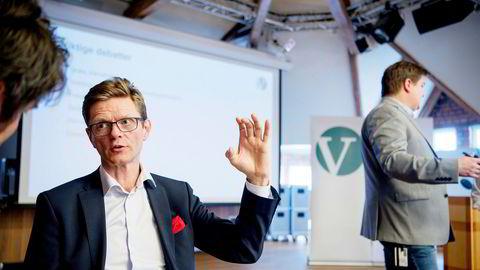 Titalls millioner i bunnfradrag i formuesskatten løser problemene, sier Venstre-nestleder Terje Breivik.