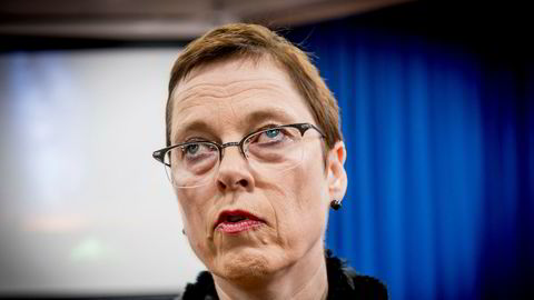 Mari Velsand, direktør for Medietilsynet.