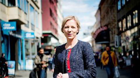 Utdanningsetatens direktør Marte Gerhardsen omorganiserte etaten da hun tok over etter Astrid Søgnen.