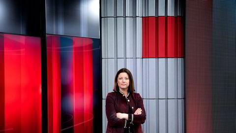 Organisasjons- og kommunikasjonsdirektør i TV 2 Sarah Willand.
