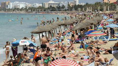 Mallorca, som ligger rett utenfor Spanias fastland, har vært et yndet reisemål for nordmenn i lang tid.