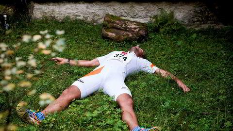 Løper du Bråtesten i Bymarka i Trondheim på under 20 minutter, er du god nok for verdenscupen i langrenn, sies det. Petter Northug jr. ligger utslått etter å ha fullført på 19.58.