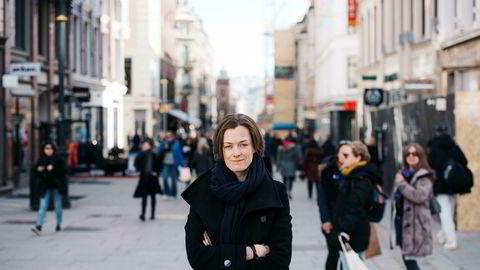 Anette Trettebergstuen, Aps mediepolitiske talsperson og nestleder i familie- og kulturkomiteen på Stortinget.
