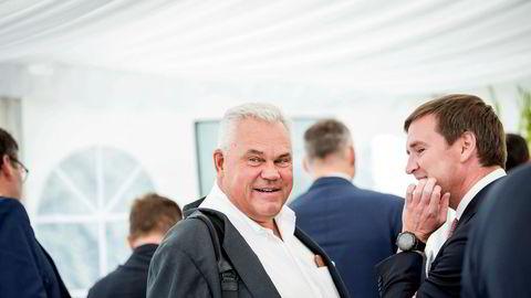 Carl Krogh Arnet, administrerende direktør i BW Energy, mener de har motbevist at offshorevirksomhet må ta lang tid før det blir lønnsomt.