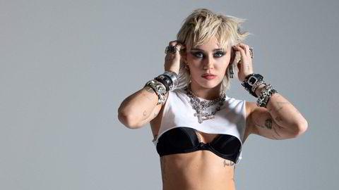 Plateanmeldelse: Rånete 80-tallsrock med Miley Cyrus