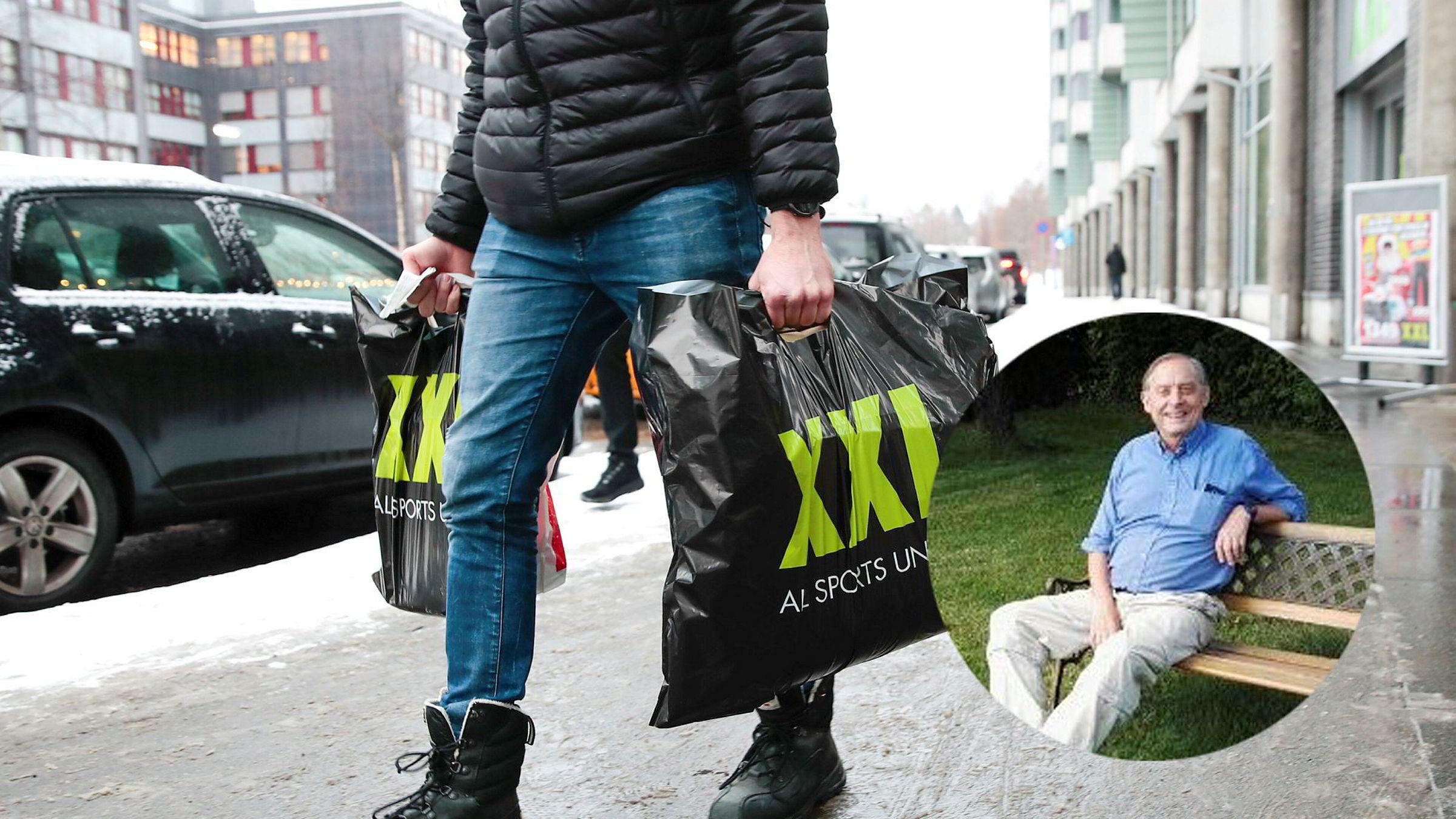 Kåre Jostein Grøtta er den 28. største aksjonæren i XXL.