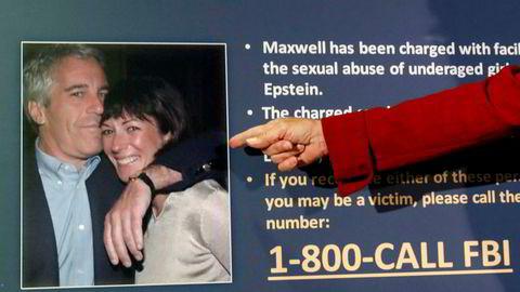 Ghislaine Maxwell, tidligere partner og venn av avdøde Jeffrey Epstein, ignorerte ordre fra FBI da hun ble pågrepet, sier påtalemyndigheten.